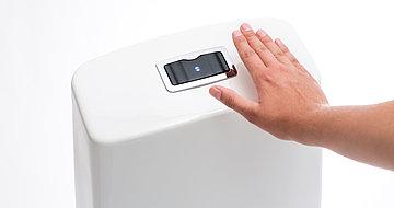 Päivitä IDO Glow wc-istuin kosketusvapaaksi Sensor-painikkeella