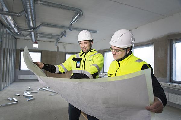 Janne Laakkonen ja Timo Koivistoinen