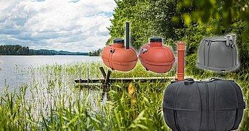 Oikein valittu jätevesijärjestelmä säästää luontoa ja nostaa kiinteistön arvoa