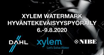 Polkemalla hyvää - Watermark-pyöräilytempaus 6.–9.8.2020