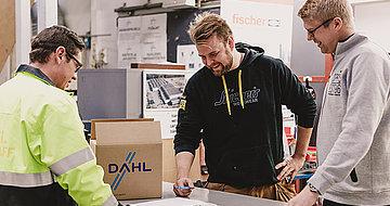 Miksi Dahlin tavarantoimitus on niin mutkatonta ja hyvää?