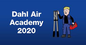 Dahl Air Academy kouluttaa