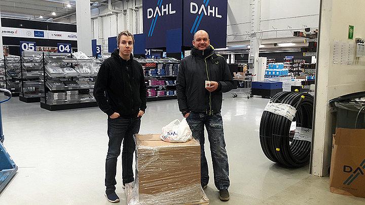 Dahl Oulu